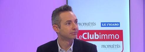 Club Immo Ian Brossat, chargé du logement à la Ville de Paris