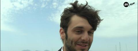 Interview de Pio Marmai, Cannes 2012