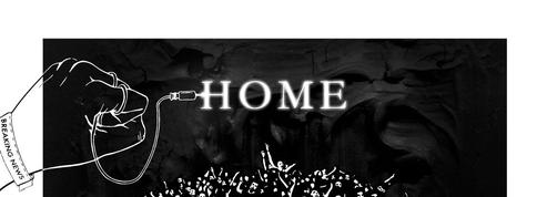 Critique de l'album «Home», par Pierre-Ivan d'Arfeuille (Le Figaroscope)