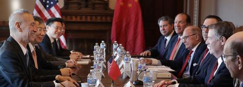 Les négociations commerciales avec la Chine