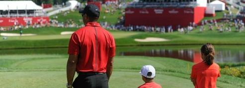 Tiger Woods tire un trait sur 2016