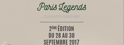 Le Paris Legends Championship revient au Golf National à l'automne
