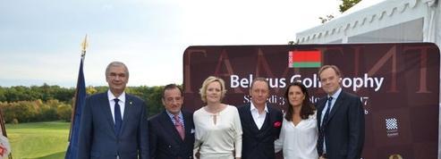 La Biélorussie à l'honneur au Golf de Saint Emilion