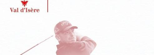 Winter Golf Cup : Thomas Bjorn à Val d'Isère