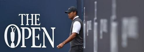 Open britannique : Tiger Woods rugit encore