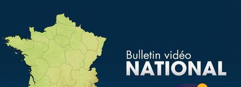 Météo en France : le bulletin du 08/12 avec La Chaîne Météo