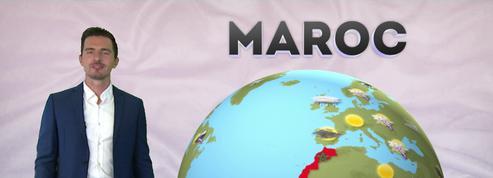 Météo en Maroc : le bulletin du 05/05 avec La Chaîne Météo