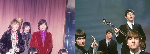 France 5 organise le duel mythique entre les Beatles et les Stones