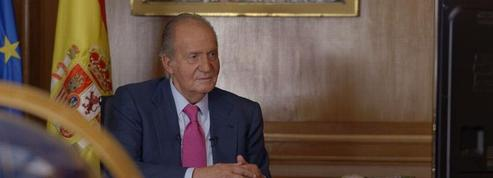 Confidences exclusives de Juan Carlos sur France 3