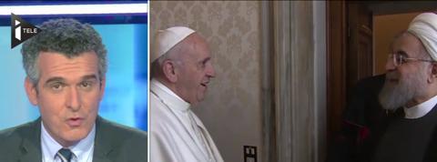Le président iranien en visite diplomatique et commerciale en Italie