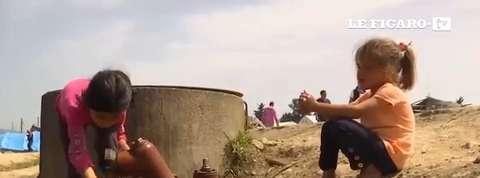 Les autorités grecques s'inquiètent des conditions d'hygiène à Idomeni