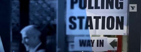 Les londoniens élisent leur maire