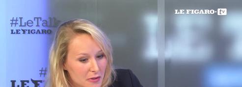 Marion Maréchal-Le Pen: «Le FN doit créer des ponts» avec des partenaires pour les législatives