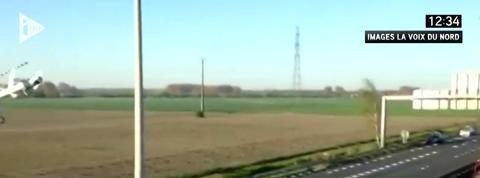 Carambolage sur l'A16 : les personnes impliquées soupçonnées d'être des passeurs irakiens