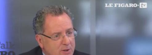 Richard Ferrand: «Macron n'a ni passif, ni passé»