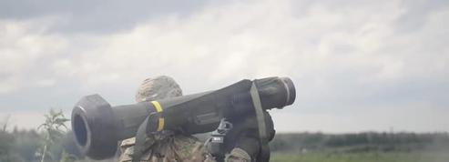 Un tir de missiles anti-tanks filmé au ralenti