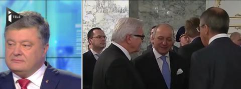 Petro Porochenko: Il n'y a pas d'alternatives aux sanctions contre la Russie