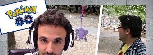 Comment créer des effets spéciaux avec l'appli Pokémon GO