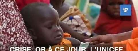 La famine menace 2 millions de personnes au Nigeria