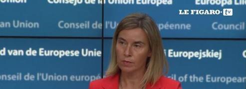 Turquie: la peine de mort entraînerait la fin des négociations d'adhésion à l'UE