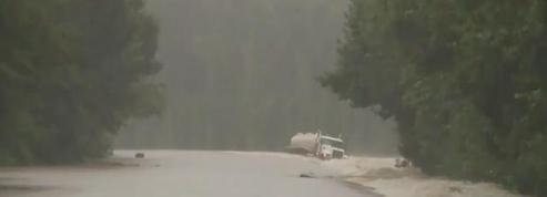 Etats-Unis : Trois morts dans de violentes inondations en Louisiane et dans le Mississippi
