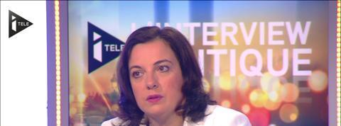 Emmanuelle Cosse: 30% des nouveaux emménagés à Paris ont bénéficié de l'encadrement des loyers