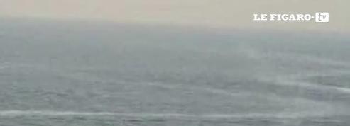 Rencontre tendue entre 4 navires iraniens et un destroyer américain