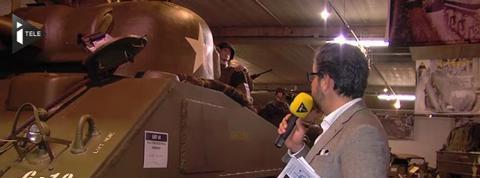 Normandie: vente aux enchères de pièces militaires de la seconde guerre mondiale