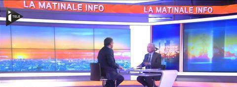 Claude Bartolone: ces foutus 3% sont un moyen de brider l'espérance européenne