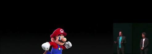 Keynote Apple : Super Mario Run arrive sur iPhone avec Mario Run