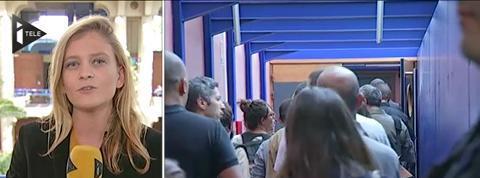 Air France : de la prison avec sursis requise contre cinq prévenus dans le procès de la chemise arrachée