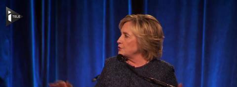 Etats-Unis : Hillary Clinton à la peine avant le premier débat