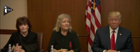 Etats-Unis : un débat Trump-Clinton sur fond d'accusations d'agressions sexuelles