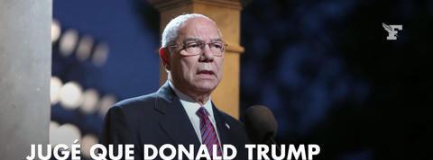 Le républicain Colin Powell va voter Hillary Clinton