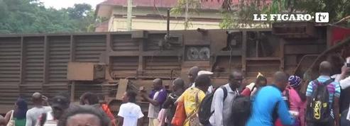 Au moins 55 morts dans un accident de train au Cameroun