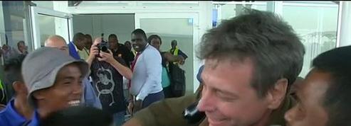 26 marins relâchés par des pirates somaliens après plus de 4 ans de captivité