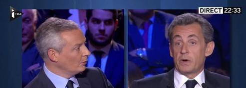 Nicolas Sarkozy s'en prend à Bruno Le Maire