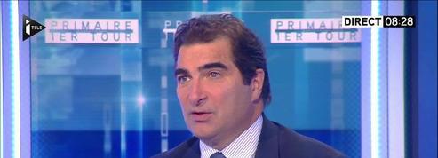 Christian Jacob est «déçu et triste» après la défaite de Nicolas Sarkozy