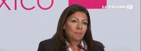 Anne Hidalgo s'engage à bannir le diesel dans Paris d'ici 2025