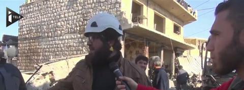 Syrie : carnage dans un marché à proximité d'Alep