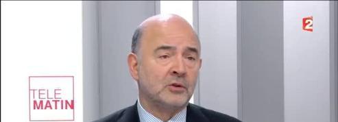 Pierre Moscovici : «Je connais le ministre Valls, j'attends de voir ce que sera le candidat»