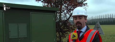 La première route photovoltaïque expérimentée dans l'Orne