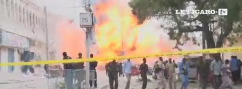 Une explosion en Somalie fait au moins huit morts