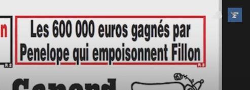 L'épouse de François Fillon mise en cause par Le Canard enchaîné