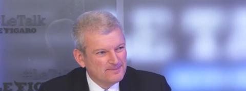 Olivier Falorni: «Marine Le Pen est la grande favorite de cette élection présidentielle»