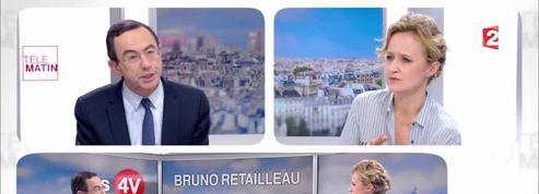 Bruno Retailleau ne s'inquiète pas des accusations de Mediapart et n'exclut pas de porter plainte