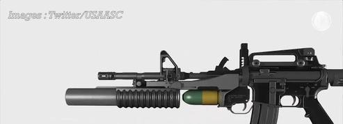 RAMBO : le premier lance-grenade imprimé en 3D de l'armée américaine