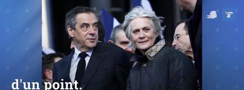 Macron passe devant Le Pen dans un sondage