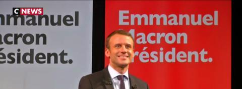 Encore des soutiens pour Emmanuel Macron