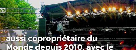L'homme d'affaires Matthieu Pigasse rachète le festival Rock en Seine